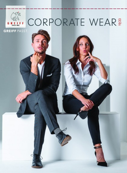 Greiff Corporate Wear 19/20
